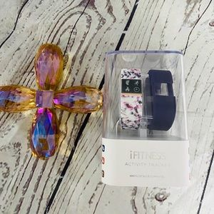 iFitness Activity Tracker Smart Watch Pedometer